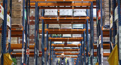Establishing own warehousing operations in DWC